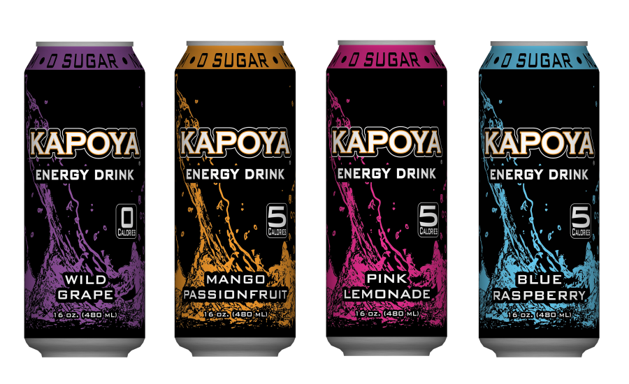 Kapoya Energy drink