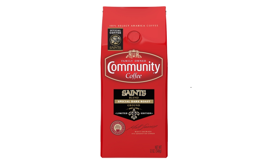 Community  Coffee Saints Blend