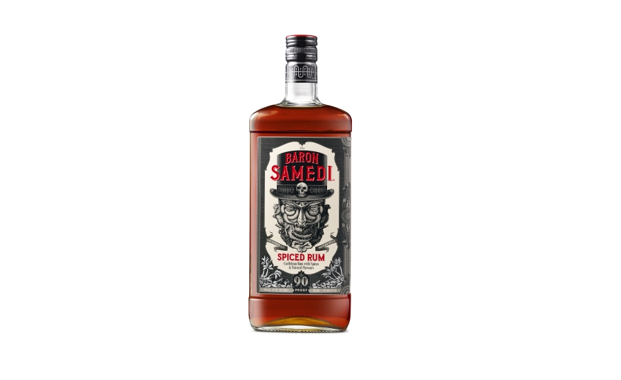 The Baron spiced rum