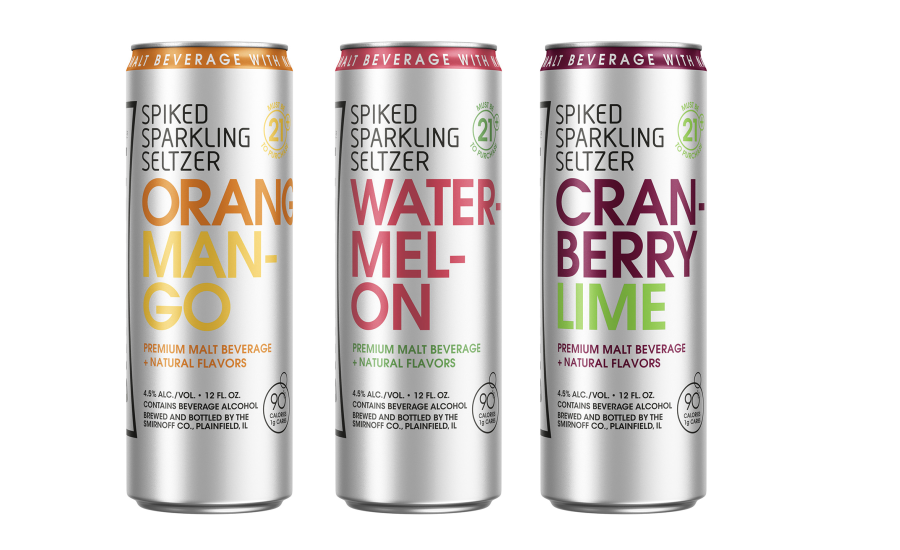 Flavored Alcoholic Drinks