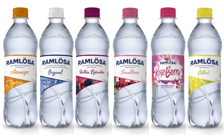 Ramlosa Sparkling flavored