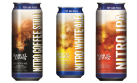 Sam Adams Nitro beers