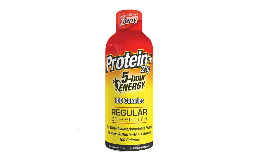 5-Hour Energy/Protein