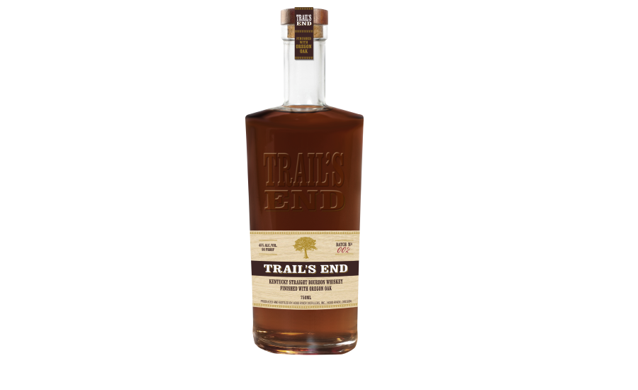 Trail's End Bourbon
