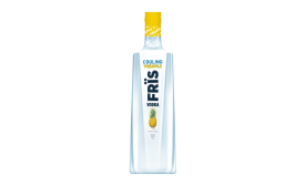 fris pineapple vodka