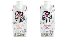 Caliwater Cactus Waters Peach and Berry