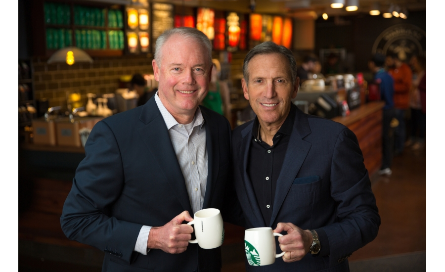 Starbucks CEOs