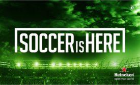 Heineken Soccer is Here 2016