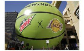 Mtn Dew Basketball