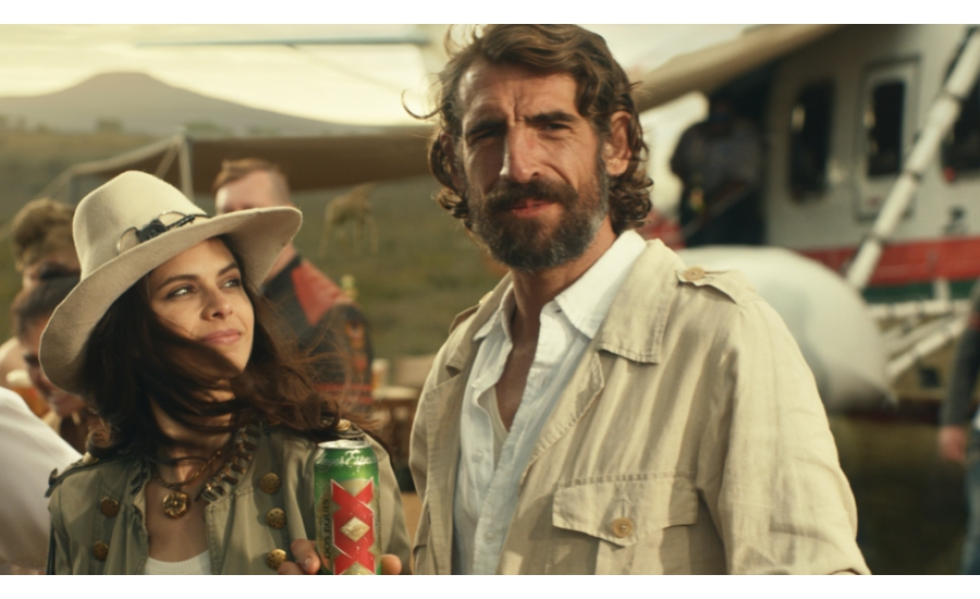 dos equis reveals first commercial of new most interesting man in