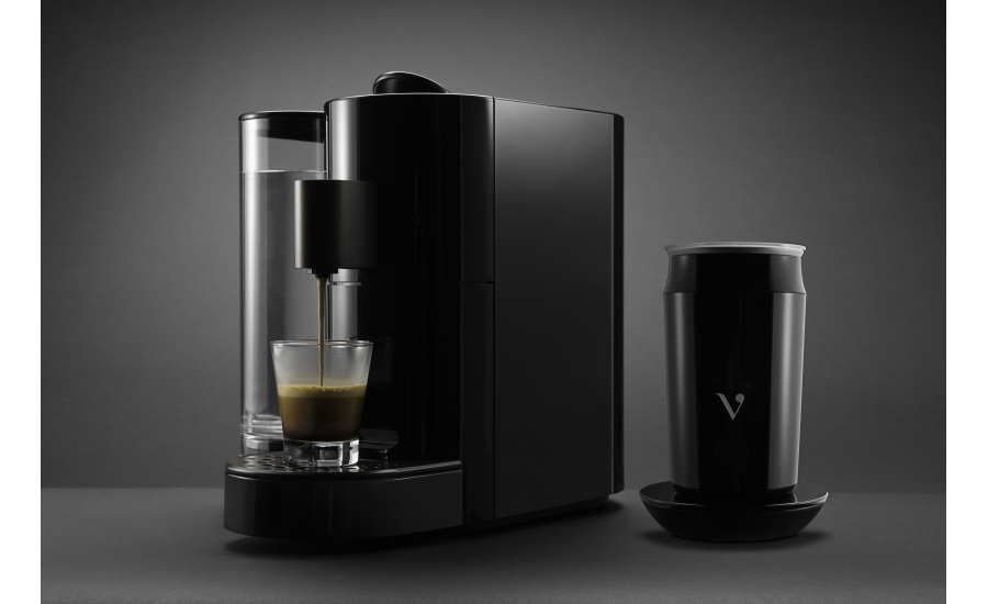 starbucks launches verismo v brewer new system offers verismo milk frother