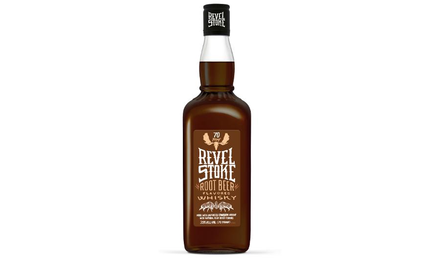 Root Beer Flavored Whiskey Drinks
