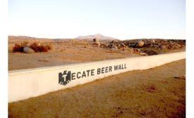 Tecate Wall
