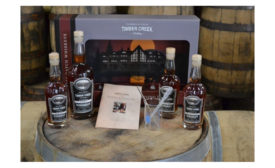 Timber Creek Distillery Bourbon