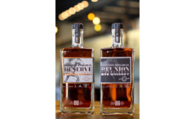Union Horse Rye Whiskey and Bourbon