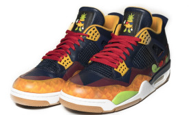 Brisk Iced Tea Sneakers
