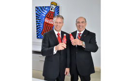 Coca-Cola James Quincy and Muhtar Kent