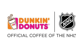 Dunkin Donuts NHL partnership
