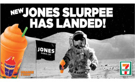 Jones Soda Slurpee Orange & Cream