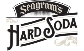 Seagram's hard soda logo