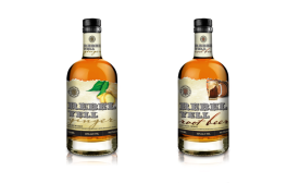 Rebel Yell Root Beer, Ginger