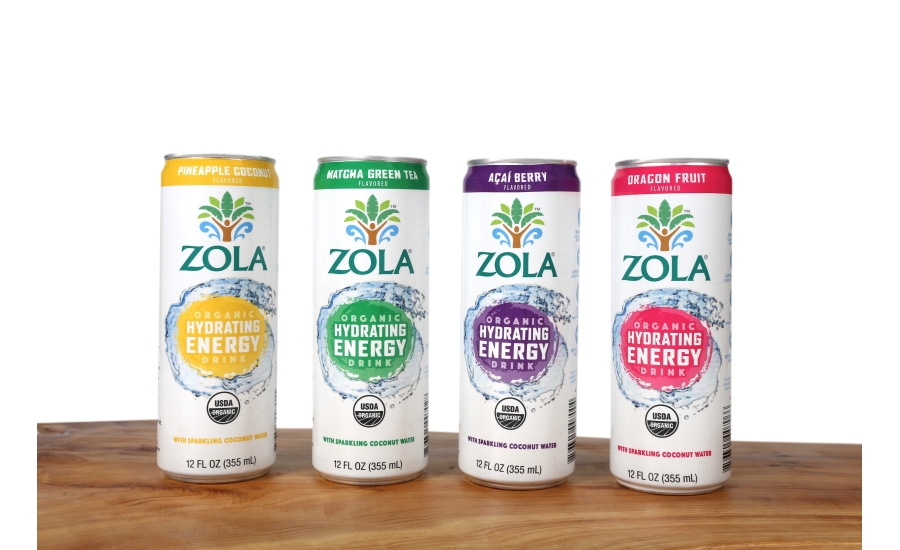 Launching a product in energy drinks industry