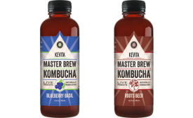 KeVita Master Blue Basil Roots Beer