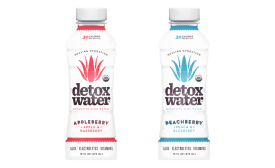 Detoxwater Apple, Peachberry