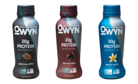 OWYN Plant-Based Protein Shakes - Beverage Industry