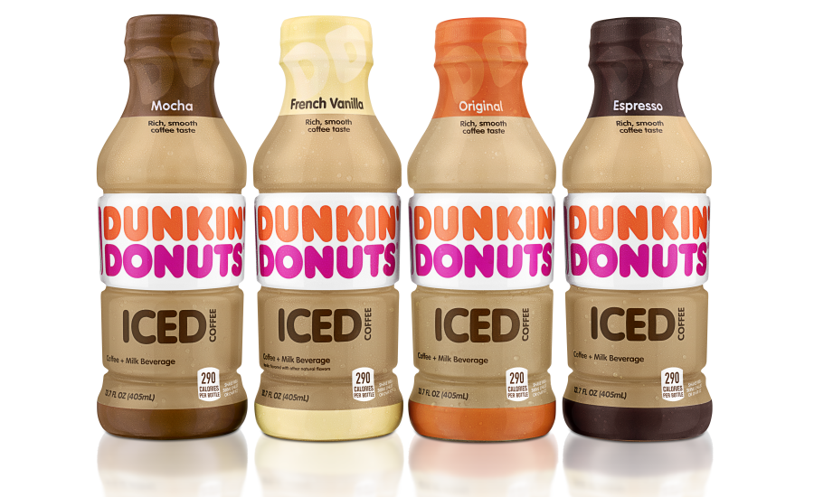 Dunkin Donuts Rtd Coffees 2017 01 09 Beverage Industry