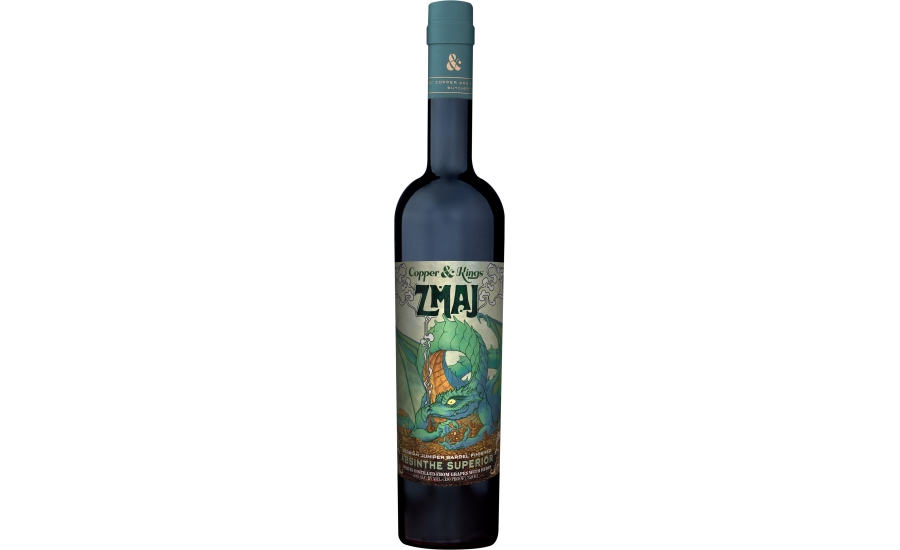 Copper & Kings Zmaj Absinthe Superior