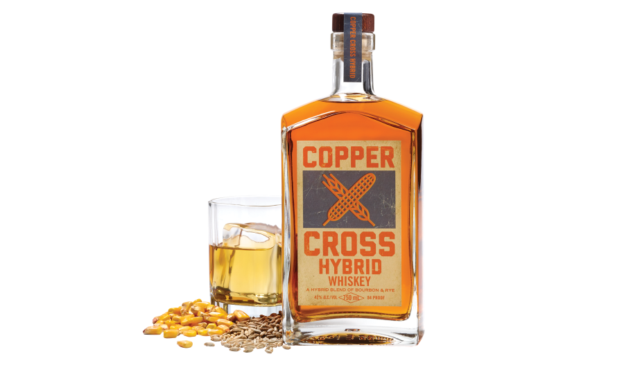 Copper Cross Hybrid