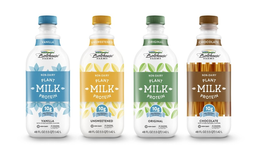 Bolthouse Farms Plant Protein Milk 2017 10 06 Beverage