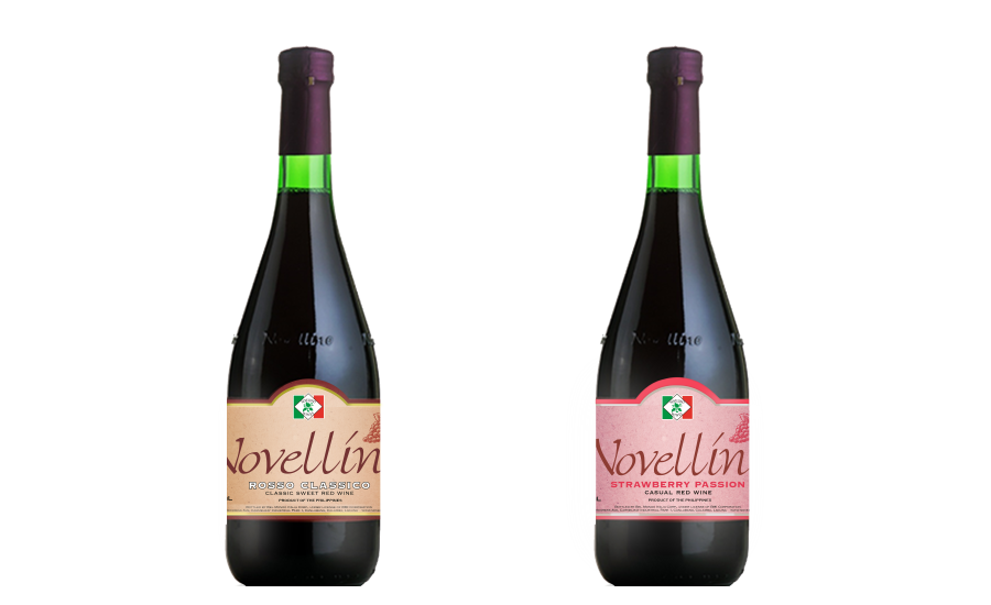 Novellino Rosso Classico Strawberry Passion 2017 09 21