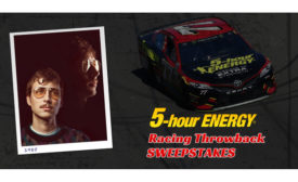 5-hour Energy Throwback Series