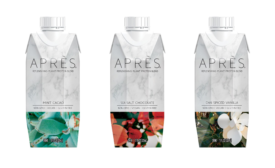 Apres Protein Drink lineup