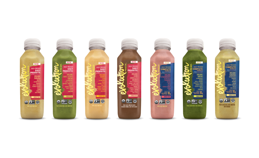 Evolution Fresh Announces 2018 Smoothie Innovations 2017