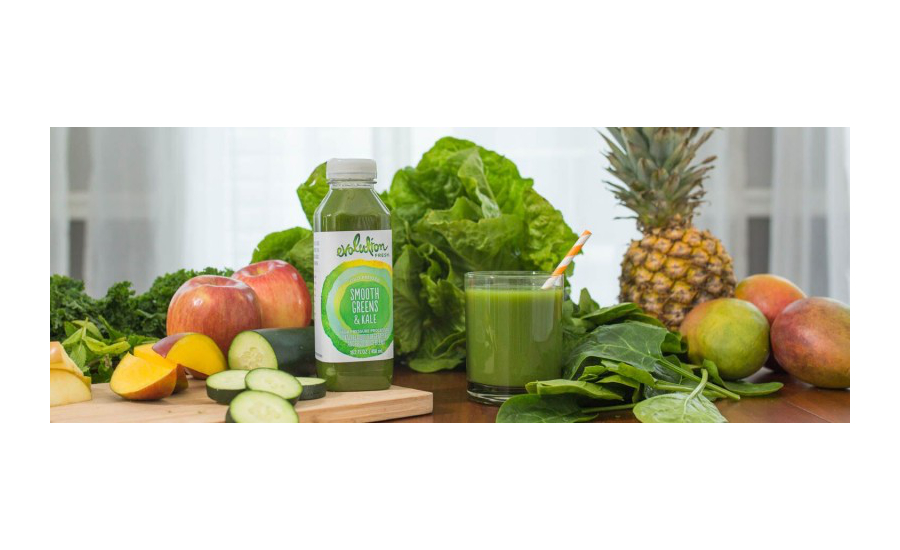EVolution Fresh Green juice Day