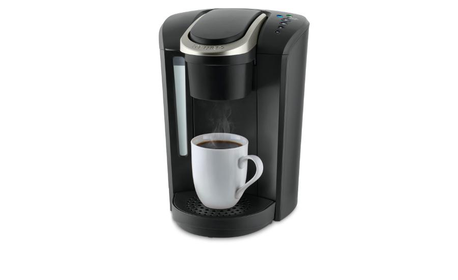 Keurig Releases K Select Coffee Maker 2017 09 05