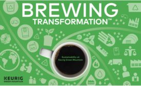 Keurig Sustainability Report