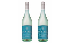 Matua Thermographic Label