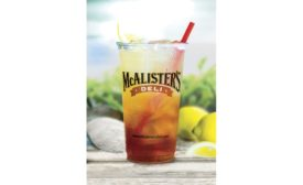 McAlisters Lemonade Tea