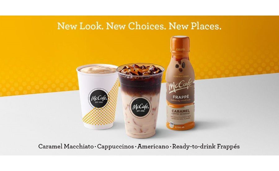 Mcdonald S Announces New Mccafe Experience 2017 09 07 Beverage