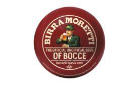 Birra Moretti Bocce