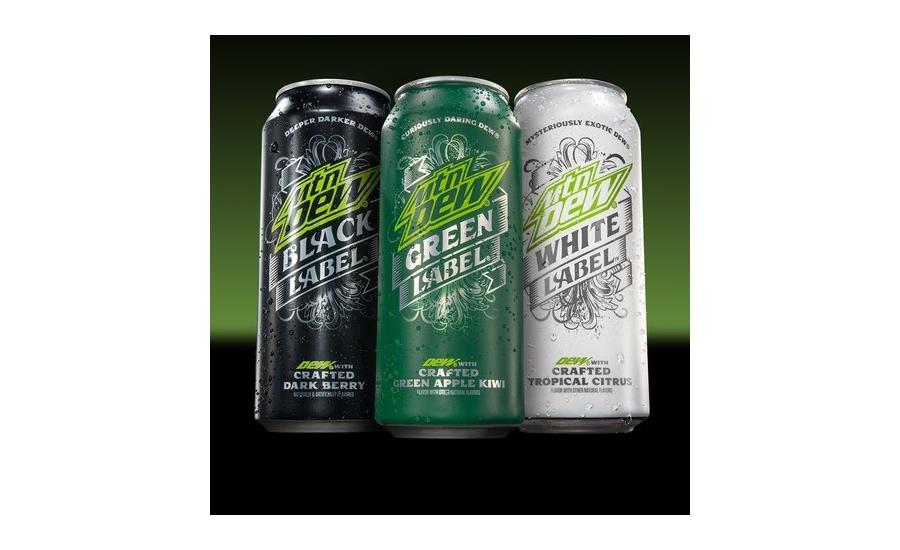 mountain dew announces new mtn dew label series | 2017-03-31
