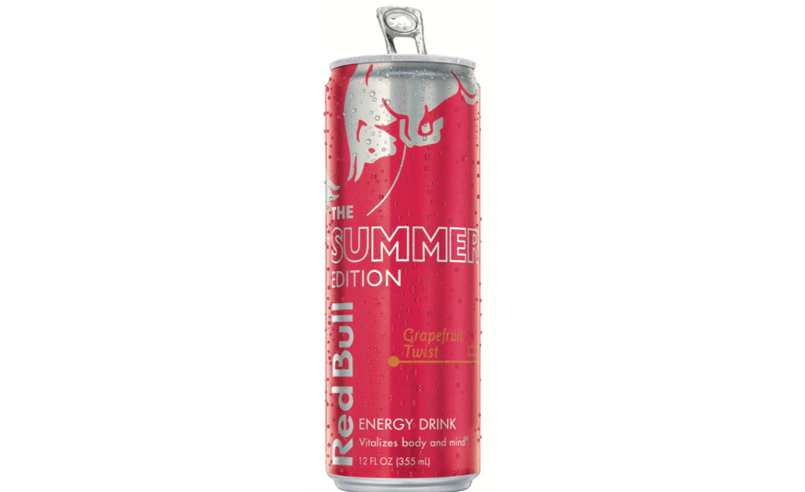 Red Bull Summer Edition Grapefruit Twist