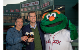 Samuel Adams and Boston Red Sox