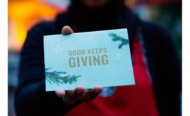 Starbucks Project Give Good