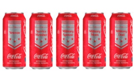 Coca-Cola Military Cans