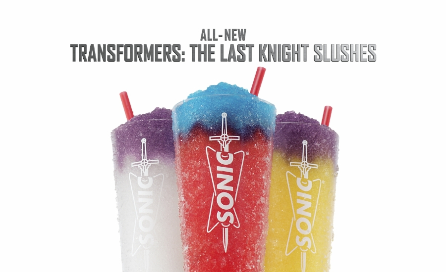 Sonic Drive-In Transformers